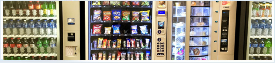 Fayetteville Vending Machines